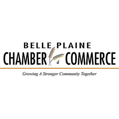 Ezific web development for Belle Plaine Chamber of Commerce