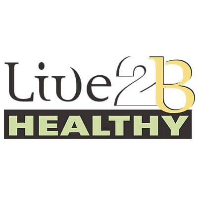 Ezific web development for Live 2 B Healthy