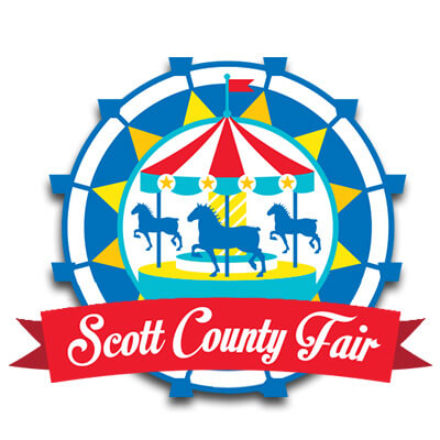 Ezific web development for Scott County Fair